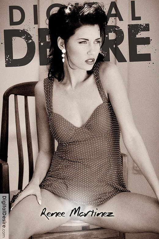 Renee Martinez - by Stephen Hicks for DIGITALDESIRE