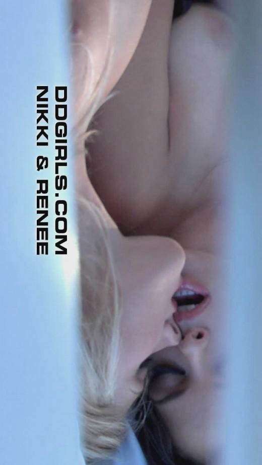 Nikki Kane & Renee Perez - by Stephen Hicks for DIGITALDESIRE