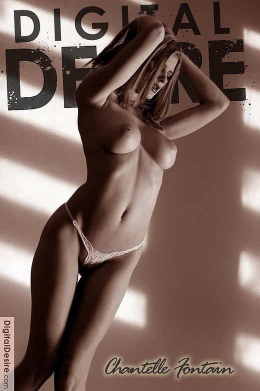 Chantelle Fontain - by Stephen Hicks for DIGITALDESIRE