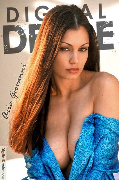 Aria Giovanni - by Stephen Hicks for DIGITALDESIRE