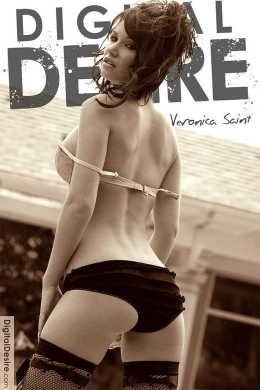 Veronica Saint - by Stephen Hicks for DIGITALDESIRE