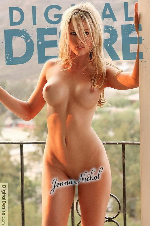 Jenna Nickol - by Stephen Hicks for DIGITALDESIRE
