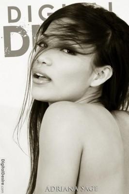 Adriana Sage  from DIGITALDESIRE