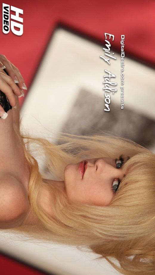 Emily Addison - by Stephen Hicks for DIGITALDESIRE