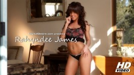 Rahyndee James  from DIGITALDESIRE