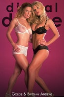 Brittany Andrews & Goldie in Shoot #2388 gallery from DIGITALDESIRE by Brigham Field