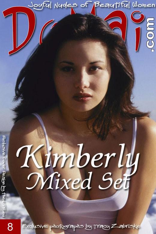 Kimberly - `Mixed Set` - by Tracy Zabriske for DOMAI