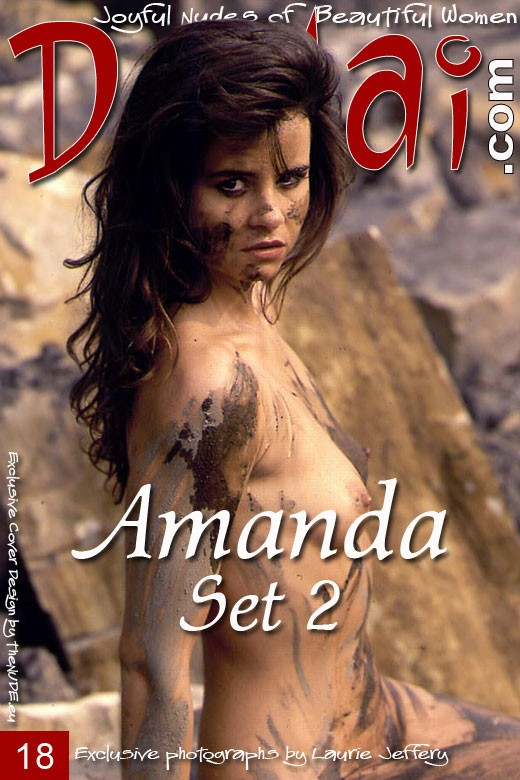 Amanda - `Set 2` - by Laurie Jeffery for DOMAI