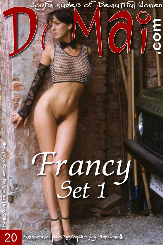 Francy - `Set 1` - by Sambuelli for DOMAI