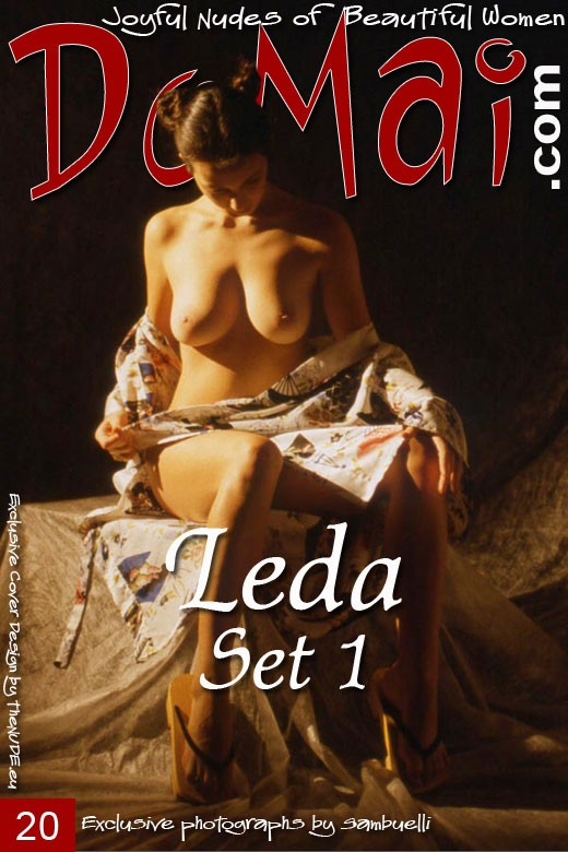 Leda - `Set 1` - by Sambuelli for DOMAI