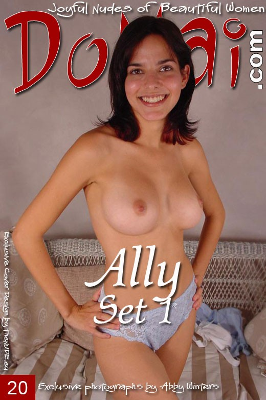 Ally - `Set 1` - by Abby Winters for DOMAI