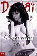 Karenina in Set 1 gallery from DOMAI by Kaden