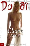 Claire in Set 3 gallery from DOMAI by Laurie Jeffery