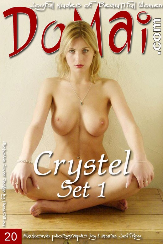 Crystel - `Set 1` - by Laurie Jeffery for DOMAI