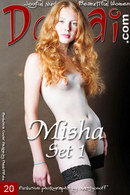 Misha in Set 1 gallery from DOMAI