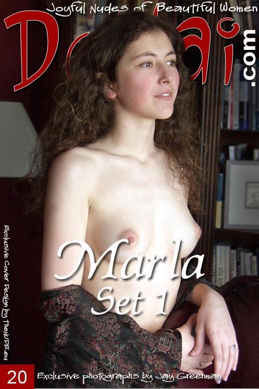 Marla - `Set 1` - by Jay Greenman for DOMAI