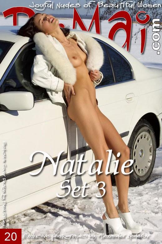 Natalie - `Set 3` - by Alexander Federov for DOMAI