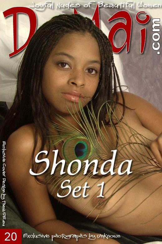 Shonda - `Set 1` - for DOMAI