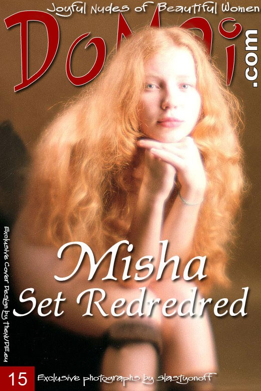 Misha - `Redredred` - for DOMAI