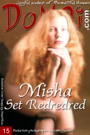 Misha in Redredred gallery from DOMAI