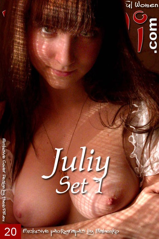 Juliy - `Set 1` - by Babenko for DOMAI