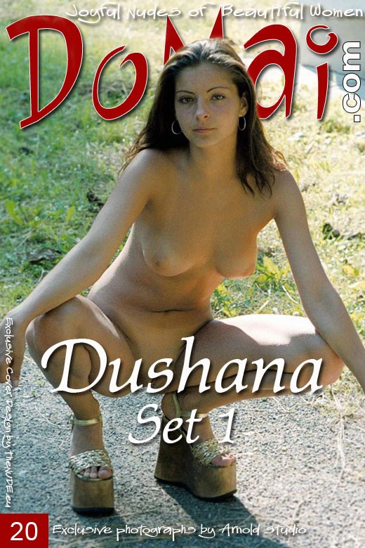 Dushana in Set 1 gallery from DOMAI by Arnold Studio