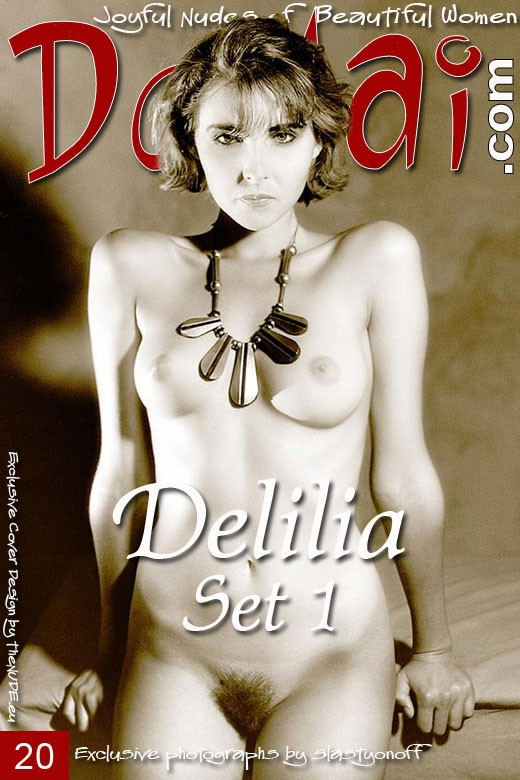 Delilia - `Set 1` - by Slastyonoff for DOMAI