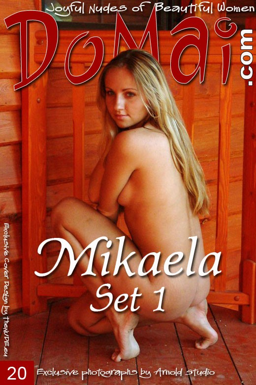 Mikaela - `Set 1` - by Arnold Studio for DOMAI