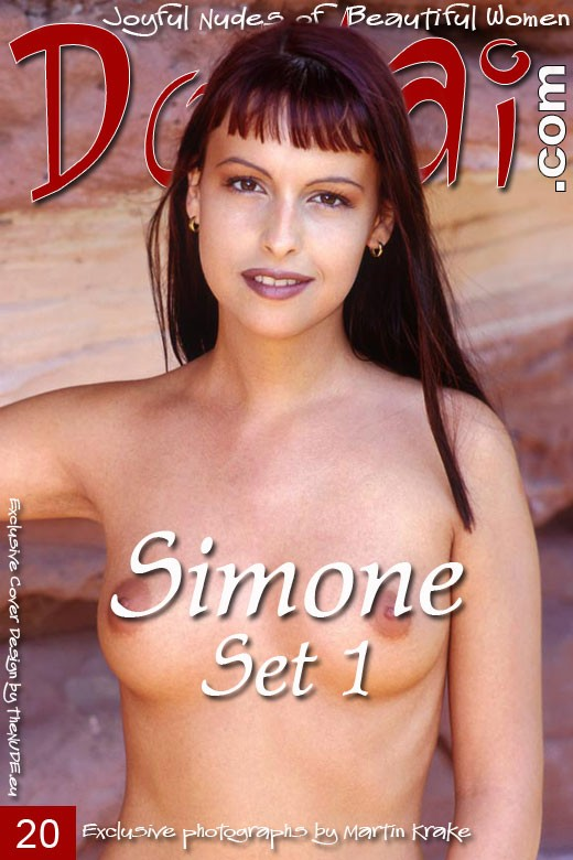 Simone - `Set 1` - by Martin Krake for DOMAI