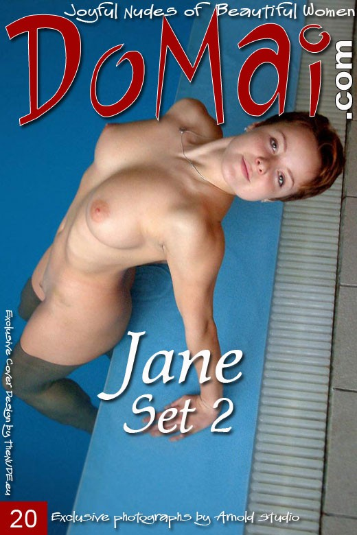 Jane - `Set 2` - by Arnold Studio for DOMAI