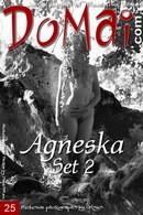 Agneska in Set 2 gallery from DOMAI by Crisys