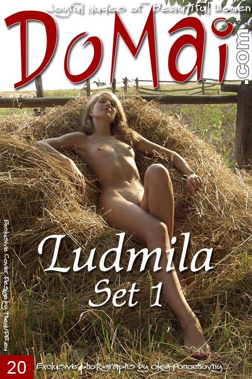 Ludmila - `Set 1` - by Oleg Ponochovny for DOMAI