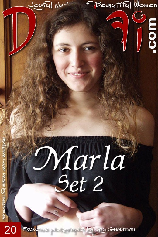 Marla - `Set 2` - by Jay Greenman for DOMAI