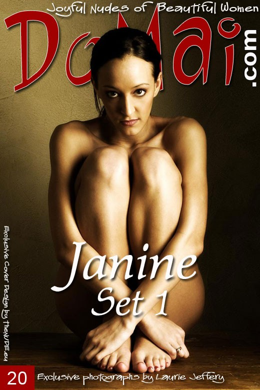 Janina - `Set 1` - by Laurie Jeffery for DOMAI