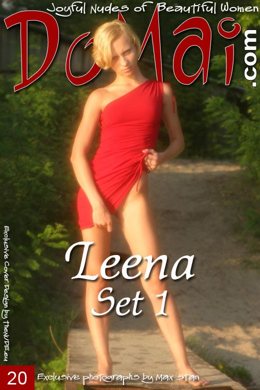 Leena - `Set 1` - by Max Stan for DOMAI