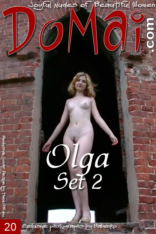 Olga - `Set 2` - by Babenko for DOMAI