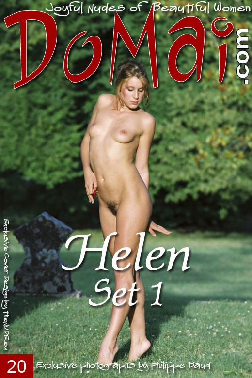 Helen - `Set 1` - by Philippe Baud for DOMAI