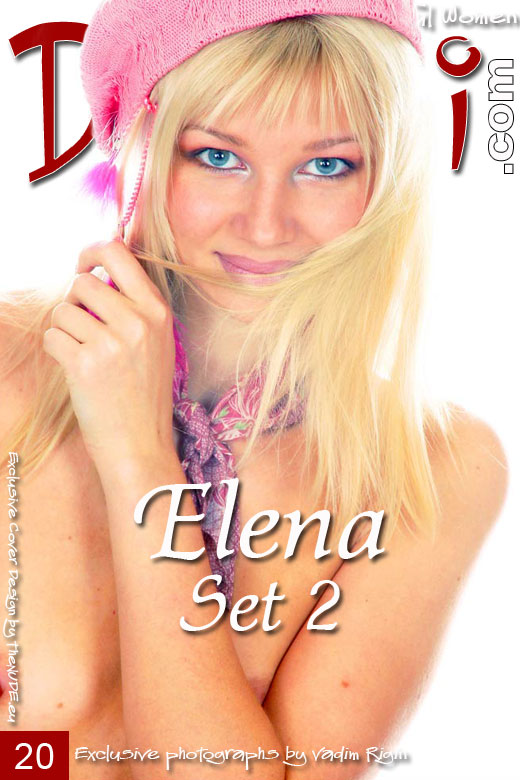 Elena - `Set 2` - by Vadim Rigin for DOMAI