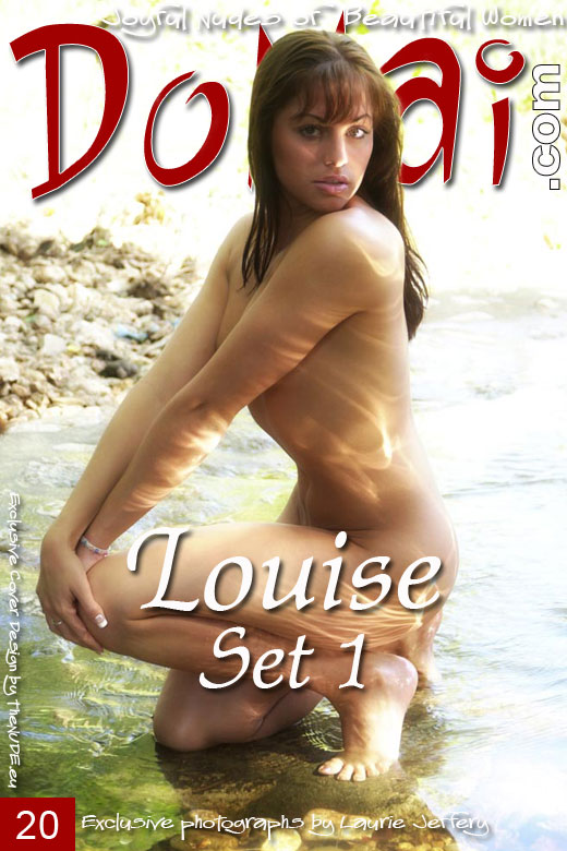 Louise - `Set 1` - by Laurie Jeffery for DOMAI