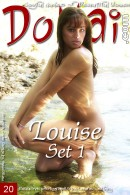 Louise in Set 1 gallery from DOMAI by Laurie Jeffery