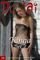Kinga in Set 2 gallery from DOMAI
