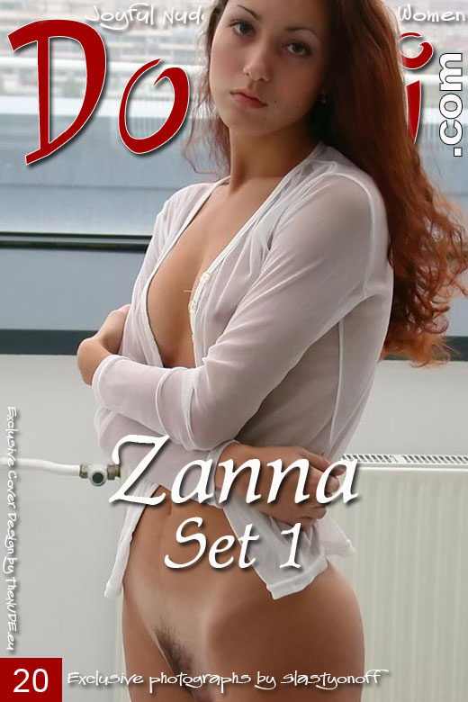 Zanna - `Set 1` - by Stastyonoff for DOMAI