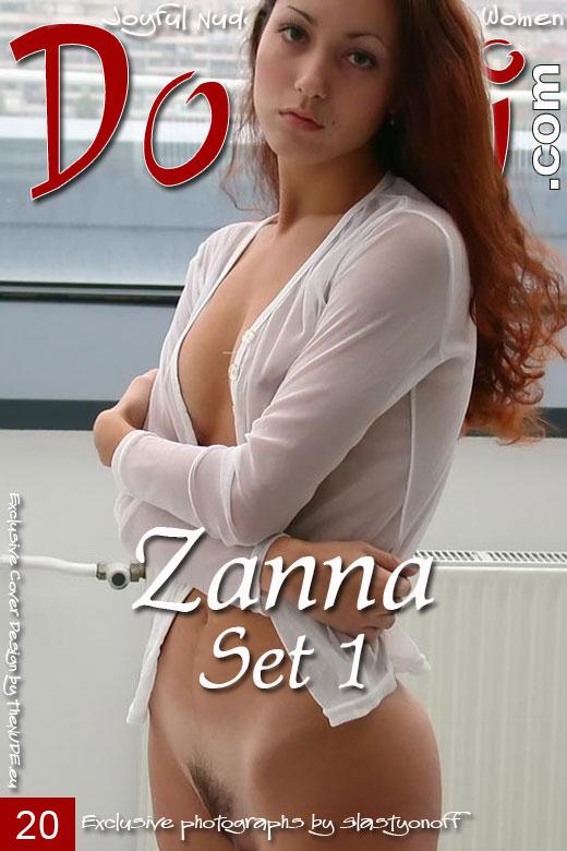Zanna - `Set 1` - by Stastyonoff for DOMAI