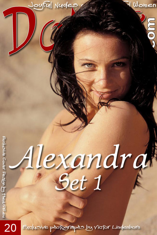Alexandra - `Set 1` - by Victor Lindenborn for DOMAI