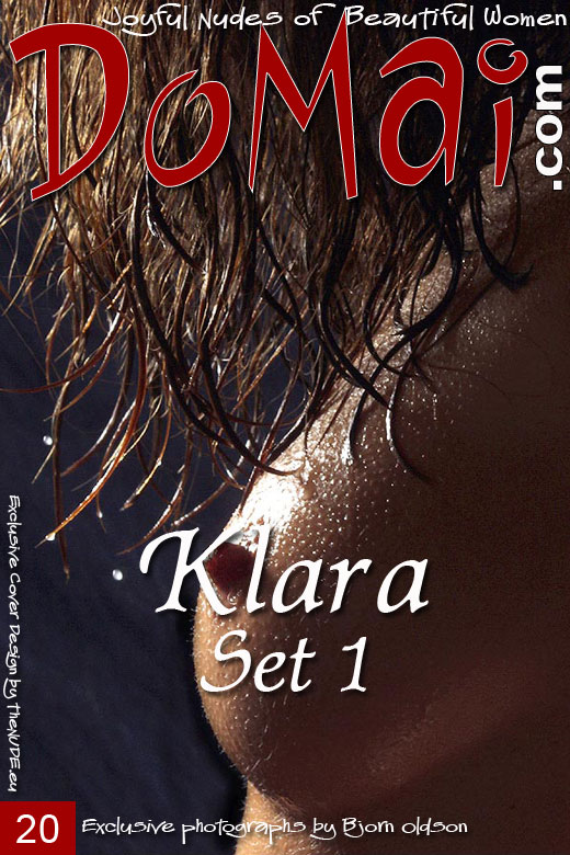 Klara - `Set 1` - by Bjorn Oldson for DOMAI