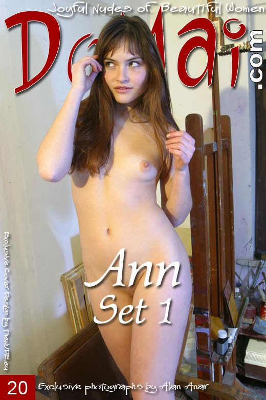 Ann - `Set 1` - by Alan Anar for DOMAI
