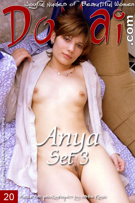 Anya - `Set 3` - by Vadim Rigin for DOMAI