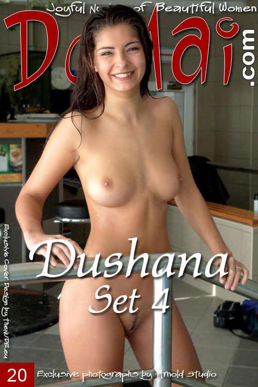 Dushana - `Set 4` - by Arnold Studio for DOMAI