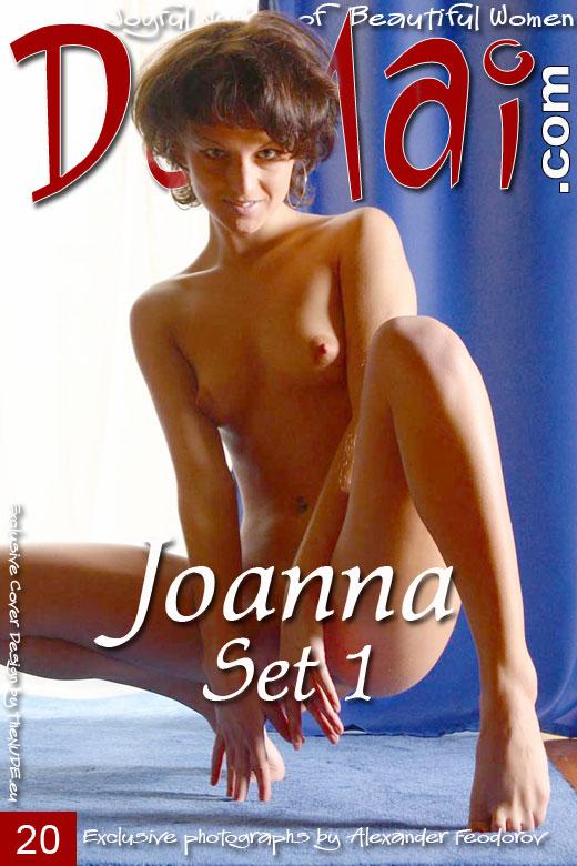 Joanna - `Set 1` - by Alexander Feodorov for DOMAI