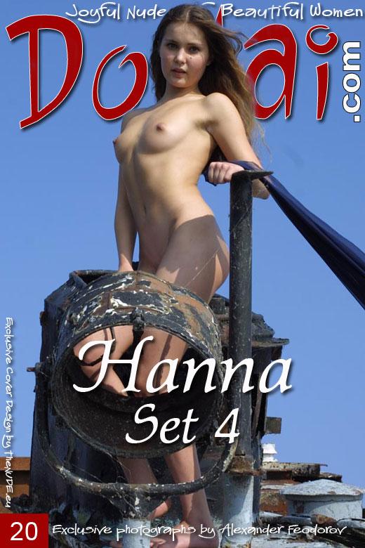 Hanna - `Set 4` - by Alexander Feodorov for DOMAI